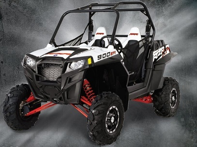 поларис utv rzr 900 xp efi rival ranger atv side