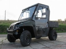 Кабина DFK на Polaris Ranger 500 XP