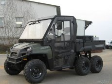 Кабина DFK на Polaris Ranger 800 XP 6*6