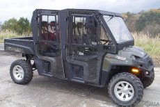 Кабина DFK на Polaris Ranger 800 XP Crew