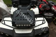 Вынос радиатора + шноркель для квадроциклов cectek gladiator 550