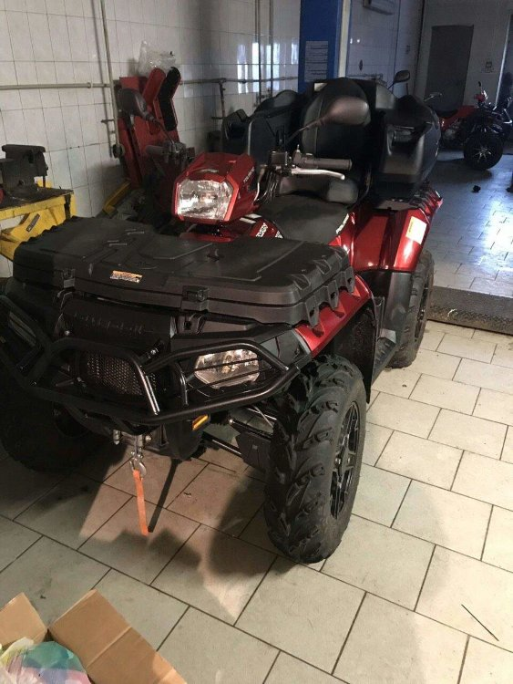 Квадроцикл Polaris Sportsman touring