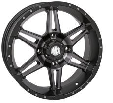 Диск для квадроциклов sti hd7 r 14 matte black 4x110