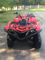 Квадроцикл yamaha grizzly yfm 700 eps se