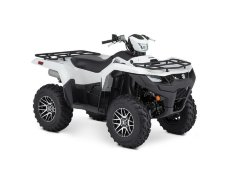 ​КВАДРОЦИКЛ SUZUKI KINGQUAD 750AXI POWER STEERING SE CAMO